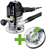 FESTOOL 574398 Oberfräse OF 1400 OF 1400 EBQ-Plus...