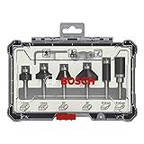 Bosch Professional 6tlg. Rand- und Kantenfräser...