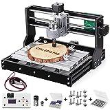 Vogvigo 3018 Pro CNC Fräsmaschine Kit, Holz 3D...