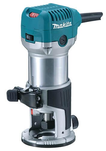 Makita RT0700CX2J Oberfräse