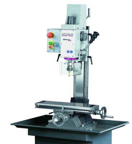 Quantum BF16 Vario Metall Fräsmaschine